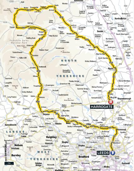 Tour de France 2014 - Yorkshire - Stage 1
