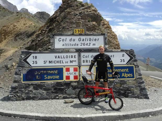 chopper Tour de France