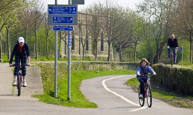 Cycle funding